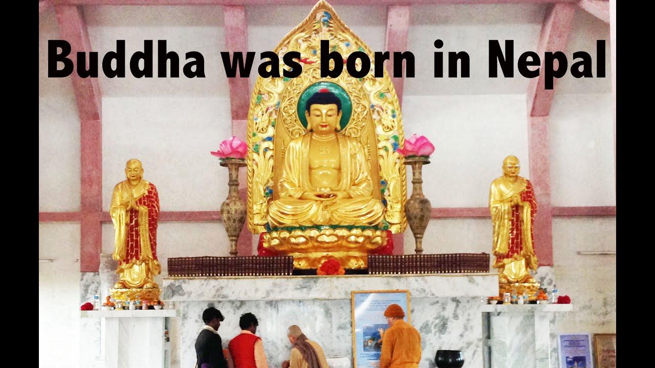 Lumbini Nepal The Birthplace Of Lord Buddha Youtube