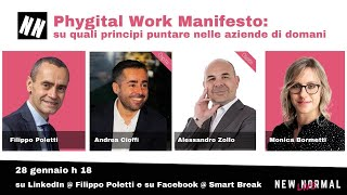 New Normal Live con Digital Dictionary e Great Place to Work
