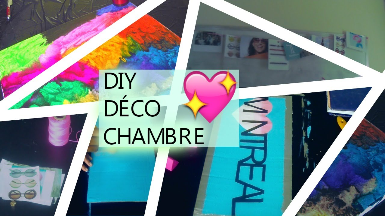 deco rangement chambre diy. Black Bedroom Furniture Sets. Home Design Ideas