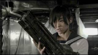 "Девочка пулемёт ""The Machine Girl"" /Kataude mashin gâru/ 2008"