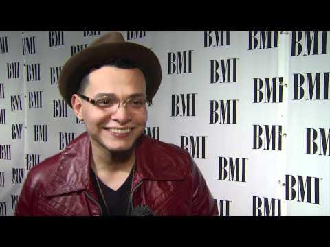Lil' Eddie Interview - The 2012 BMI Pop Awards
