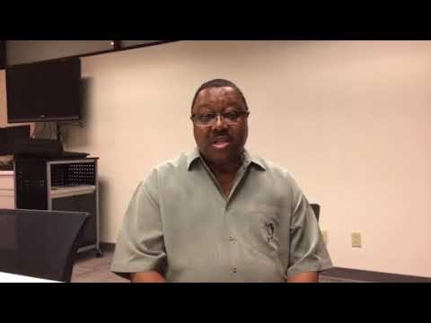 Rev. L. Ronald Durham speaks about death of MLK