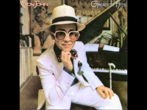 "Elton John    ""Madman Across the Water"""