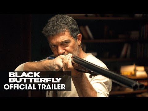 Black Butterfly (2017 Movie) – Official Trailer - Antonio Banderas streaming vf