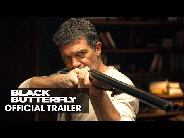 Antonio Banderas regresa a la gran pantalla con 'Black Butterfly'