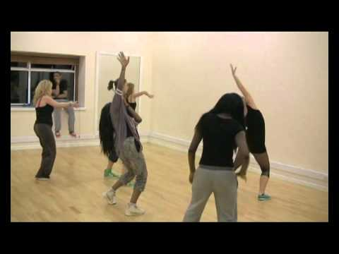 Dance Society Paint dance
