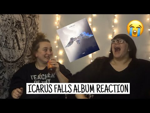 ZAYN- ICARUS FALLS ALBUM REACTION// LEXI AND KAYLA