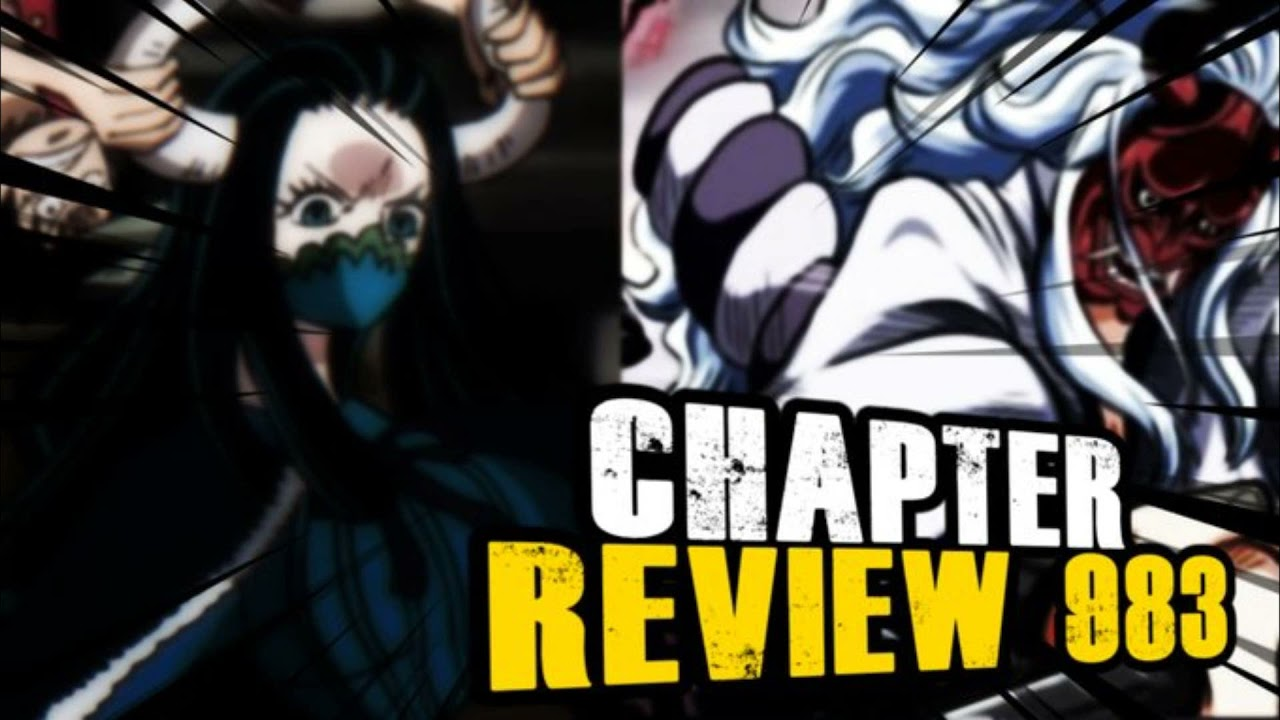 One Piece Chapter 983 Review~Thunder