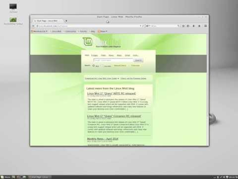 Linux Mint 17