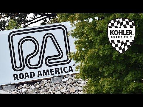 Saturday at the 2018 KOHLER Grand Prix at Road America