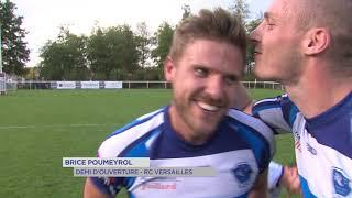 Rugby : Versailles conserve son invincibilité !