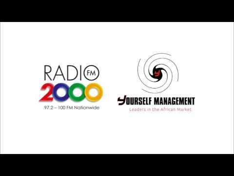 Kabelo Ncholo on Radio 2000