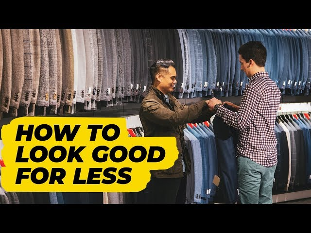 How To Save Money When Shopping For Clothes (6 budget-friendly tips)