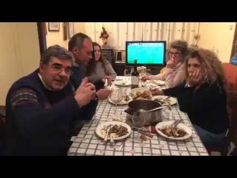 Convívio da família do P julio Grangeia  em Travassô