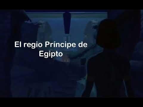 El Príncipe De Egipto Todo Lo Que Quise Y Canción De La Reina Letra Latino Youtube