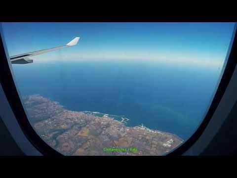 Air Canada ✈ MONTREAL - ROME (A330-300)