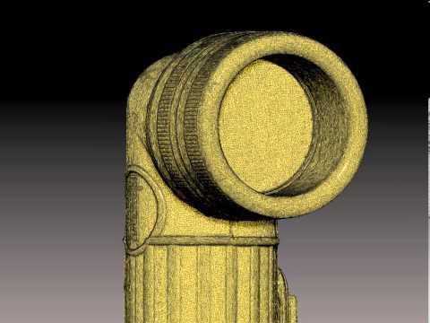 3D Scan MX 991U