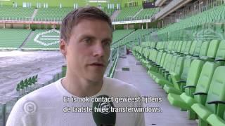 Ruben Yttergård Jenssen: 'FC Groningen is de Trots van het Noorden'