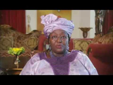 Sierra Leone's First Lady talks about maternal mortality