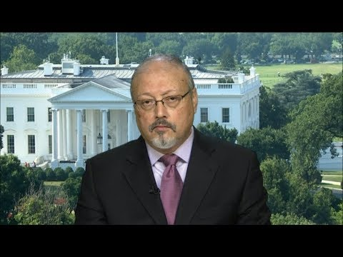 Interview with Jamal Khashoggi: 'Saudi Arabia is becoming one-man rule' (11/16/12017)