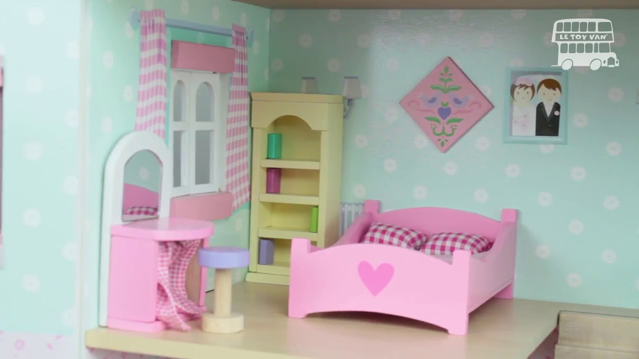 Sophie S Doll House Daisylane Collection Traditional Wooden Toys