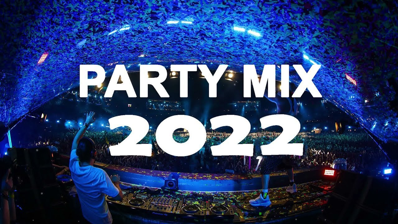 New Year Mix  Best of EDM Party Electro u0026 House Music