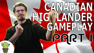 The Spikes Play 1v1 Commander Except it's Actually Canadian Highlander (part 1) | Gameplay S5E6