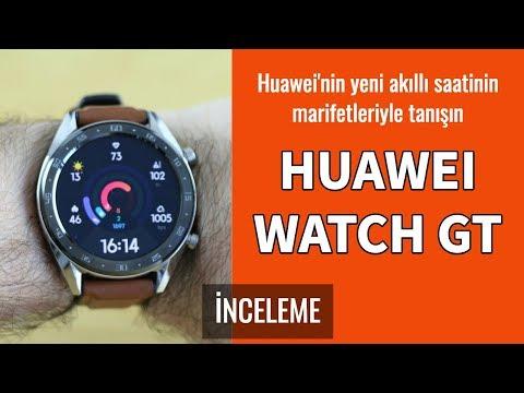 Huawei Watch GT Inceleme, Detaylar, Yorumlar