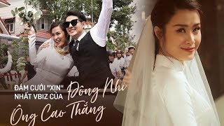 Loạt chứng minh đám cưới Đông Nhi - Ông Cao Thắng