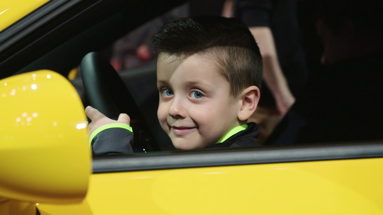 Family Fun in High Gear at NYIAS 2018 | New York International Auto Show