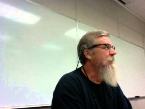 """Lecture/Discussion on JRR Tolkien's """"The Hobbit"""""""