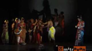 "Chandalika in Hindi, Performed By ""Mitrayan"", Directed By  - Banani Chakraborty, Part I"