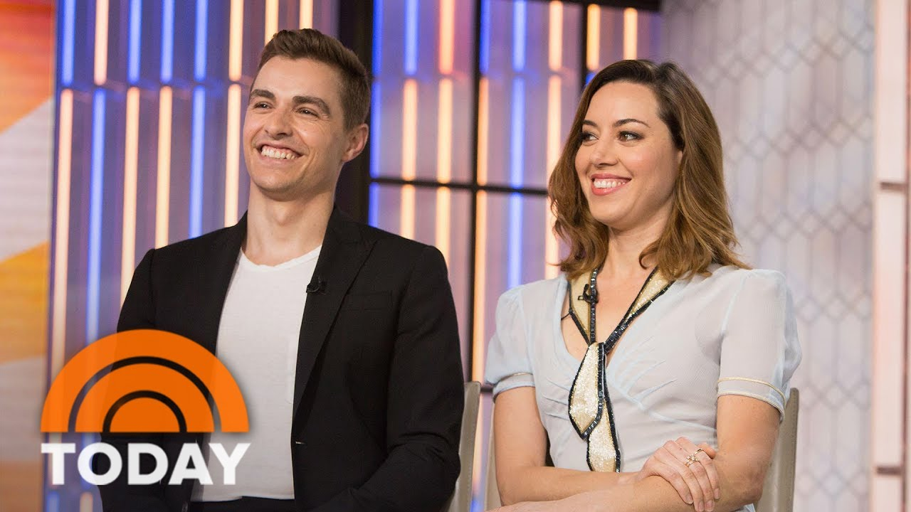 Dave franco and aubrey plaza talk about their new film the little dave franco and aubrey plaza talk about their new film the little hours today m4hsunfo