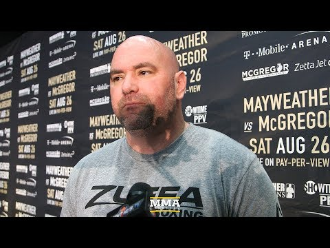 Thumbnail: Dana White: I Think Showtime Shut Conor McGregor's Mic Off in L.A. – MMA Fighting
