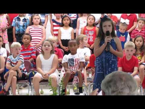 Bacon County Primary School Spring Concert 2017