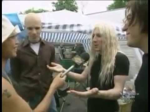 A Perfect Circle - RARE TV Interview [2000]