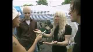 A Perfect Circle - RARE TV Interview [2000]