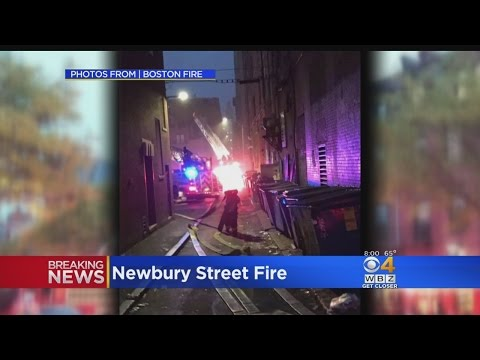 Fire In Back Bay Brownstone Causes $900K In Damage