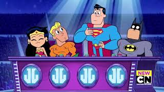 Teen Titans Go - Robin Roasts the Justice League