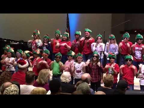 Hip Hop Elves performed by Hope Charter School- Grade 4