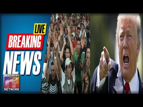 BREAKING: Donald Trump Issues FATAL Message to Migrant Invaders in Mexico That Will Make Them Go Mad