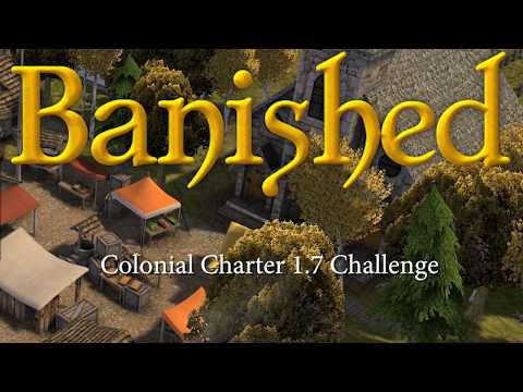 Banished CC 1.7 Challenge #1 - THEHAGGARDNERD - PART 10 - Lets Play Banished CC 1.7 Challenge #1