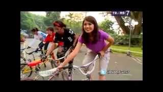 Ladies Old Skool BMX Bandung @ TRANS7
