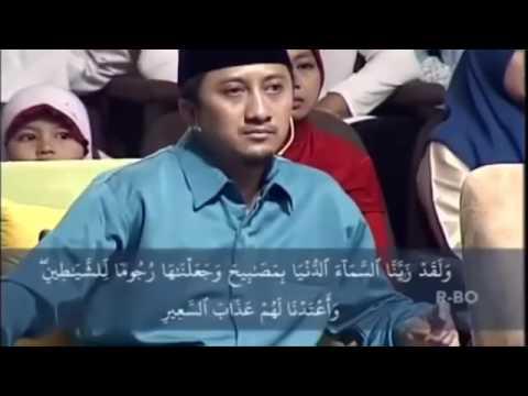 Wirda Mansur Masyaallah Anak Ustad Yusuf Mansyur Memiliki Suara Sangat Merdu Sekali