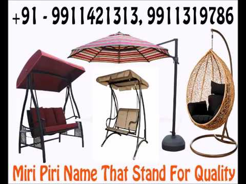 Garden Swing Ideas, Garden Jhula Design, Hanging Swing Chair, Indoor & Outdoor, New Delhi, India