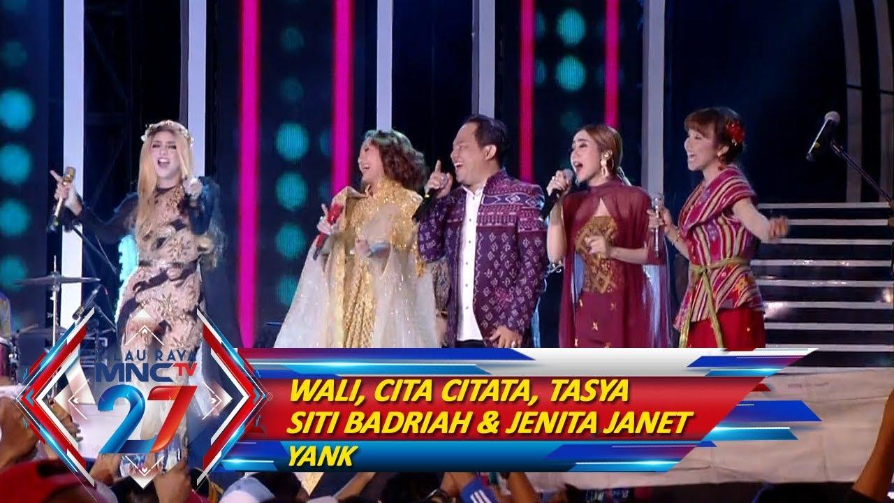 KEREN! Wali, Cita Citata, Tasya Rosmala, Siti Badriah & Jenita Janet [YANK]- Kilau Raya 27 (20/10)
