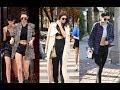 Kendall Jenner street style 2017