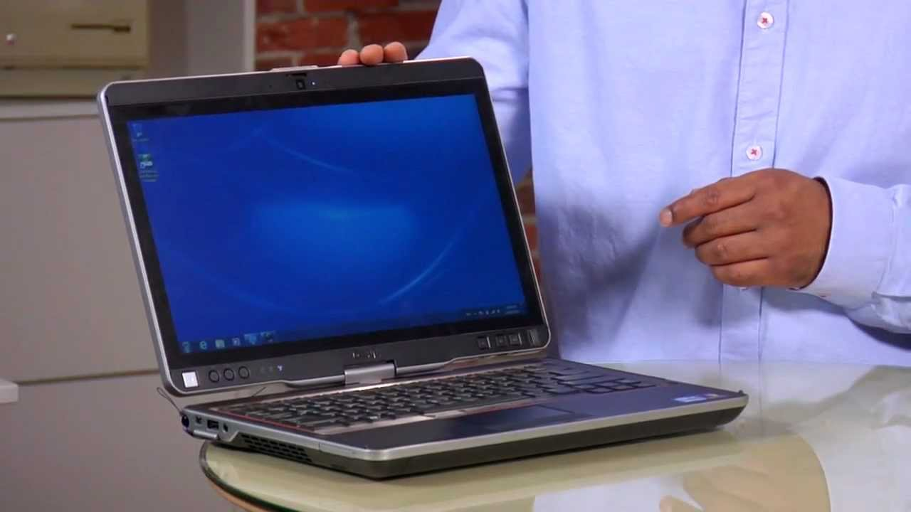 Create A Mobile Office With The Dell Laude Xt3 Laptop And Tablet