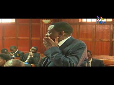 NIS ready to testify about Miguna's activities in court
