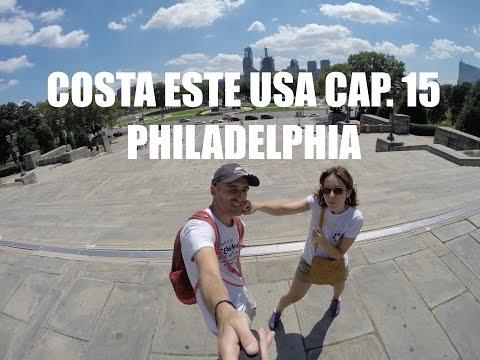 Guia de Viaje Costa Este USA #15 - Que ver en Philadelphia en un dia